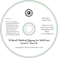 Medical Qigong for Self-Care Level I -Part I