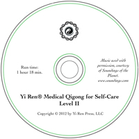 Yi Ren Medical Qigong for Self-Care Level II